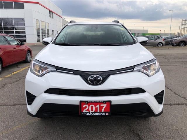 2017 Toyota RAV4  (Stk: P6834) in Etobicoke - Image 2 of 19