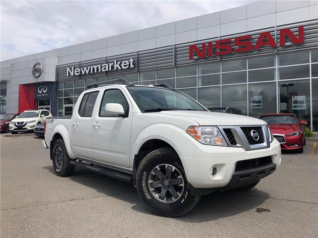2017 Nissan Frontier PRO-4X (Stk: UN987) in Newmarket - Image 1 of 21