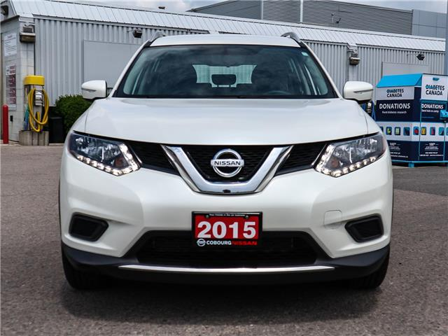 2015 Nissan Rogue S (Stk: CFC891304) in Cobourg - Image 2 of 27