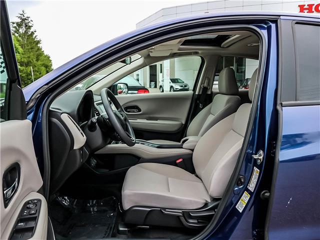 2016 Honda HR-V EX (Stk: 3350) in Milton - Image 11 of 28