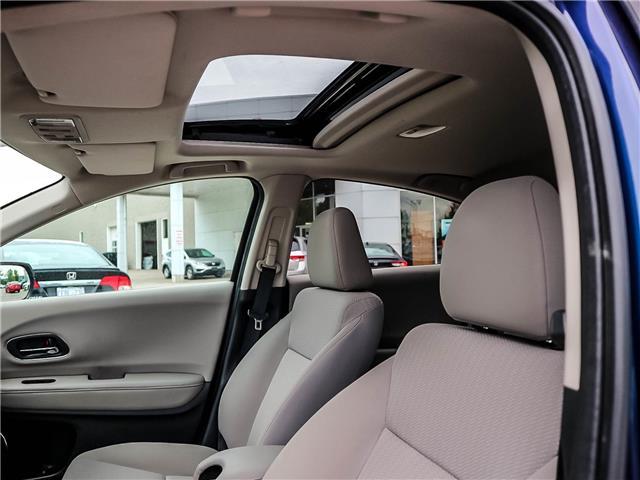 2016 Honda HR-V EX (Stk: 3350) in Milton - Image 22 of 28
