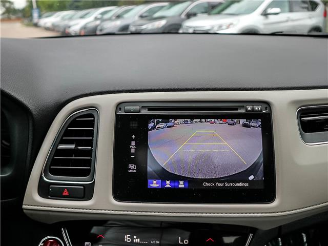 2016 Honda HR-V EX (Stk: 3350) in Milton - Image 25 of 28