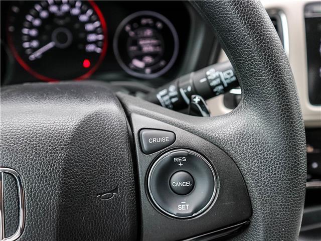 2016 Honda HR-V EX (Stk: 3350) in Milton - Image 26 of 28