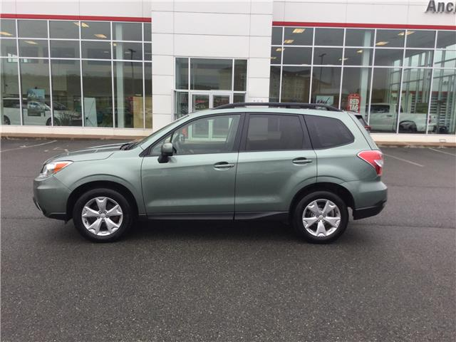 2015 Subaru Forester 2.5i Convenience Package (Stk: U57-19) in Stellarton - Image 1 of 14