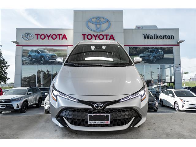 2019 Toyota Corolla Hatchback Base (Stk: 19294) in Walkerton - Image 2 of 16