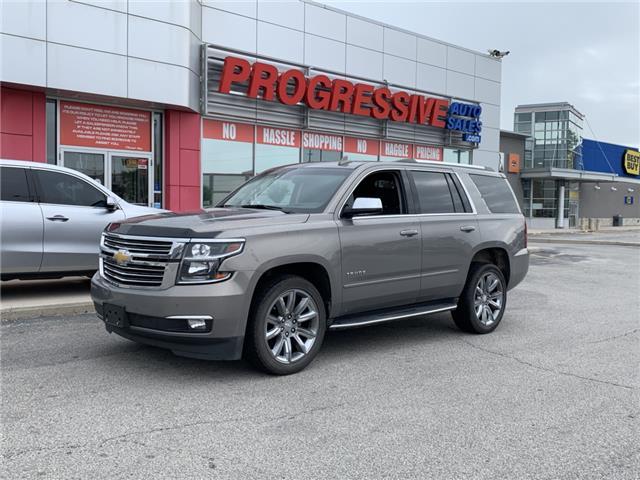 2017 Chevrolet Tahoe Premier (Stk: HR236789) in Sarnia - Image 1 of 17