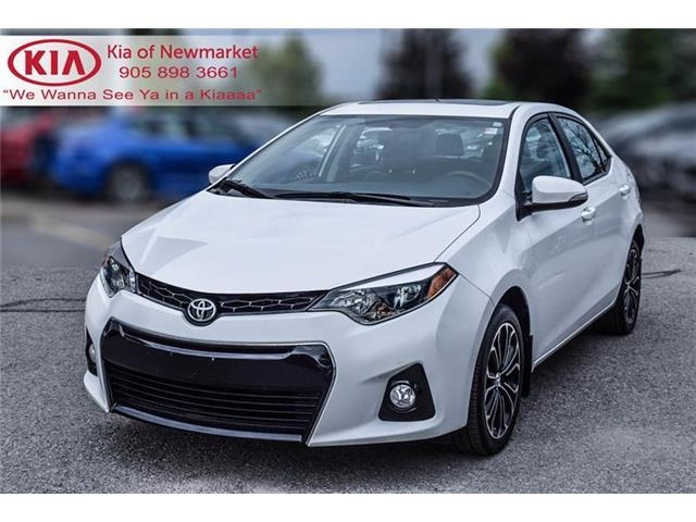 2016 Toyota Corolla S (Stk: P0919) in Newmarket - Image 1 of 21