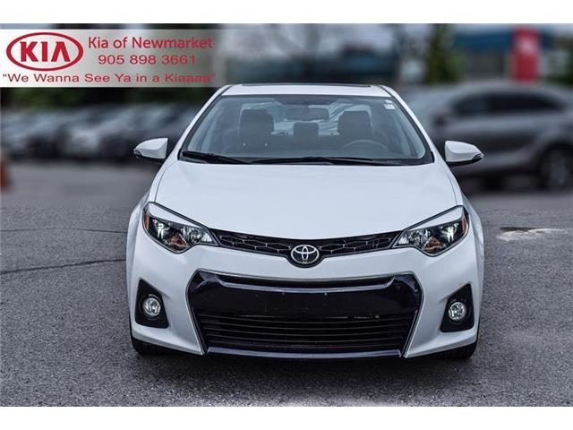 2016 Toyota Corolla S (Stk: P0919) in Newmarket - Image 2 of 21