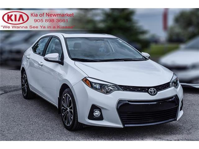 2016 Toyota Corolla S (Stk: P0919) in Newmarket - Image 3 of 21
