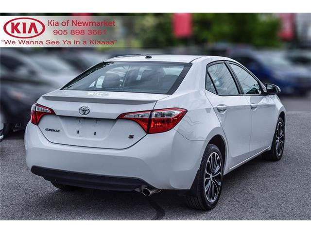 2016 Toyota Corolla S (Stk: P0919) in Newmarket - Image 5 of 21