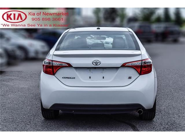 2016 Toyota Corolla S (Stk: P0919) in Newmarket - Image 6 of 21