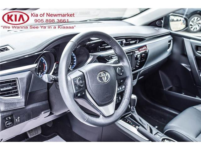 2016 Toyota Corolla S (Stk: P0919) in Newmarket - Image 8 of 21