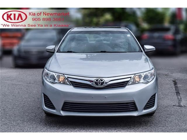 2014 Toyota Camry LE (Stk: P0920) in Newmarket - Image 2 of 18