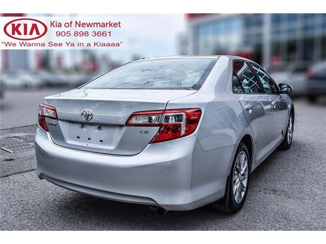 2014 Toyota Camry LE (Stk: P0920) in Newmarket - Image 5 of 18