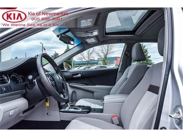 2014 Toyota Camry LE (Stk: P0920) in Newmarket - Image 9 of 18