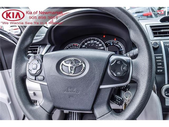 2014 Toyota Camry LE (Stk: P0920) in Newmarket - Image 11 of 18