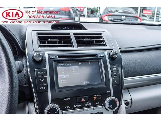 2014 Toyota Camry LE (Stk: P0920) in Newmarket - Image 12 of 18