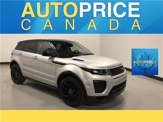 2016 Land Rover Range Rover Evoque HSE DYNAMIC (Stk: D0307) in Mississauga - Image 1 of 26