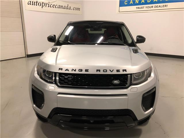 2016 Land Rover Range Rover Evoque HSE DYNAMIC (Stk: D0307) in Mississauga - Image 2 of 26