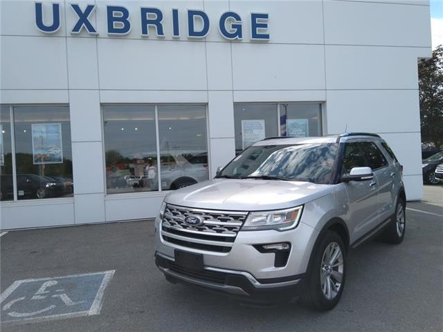 2019 Ford Explorer Limited (Stk: P1312) in Uxbridge - Image 1 of 14