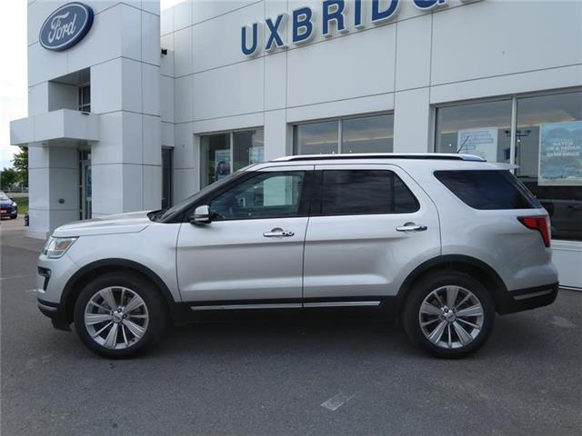2019 Ford Explorer Limited (Stk: P1312) in Uxbridge - Image 2 of 14