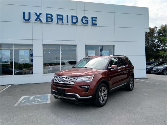 2018 Ford Explorer Limited (Stk: P1316) in Uxbridge - Image 1 of 15