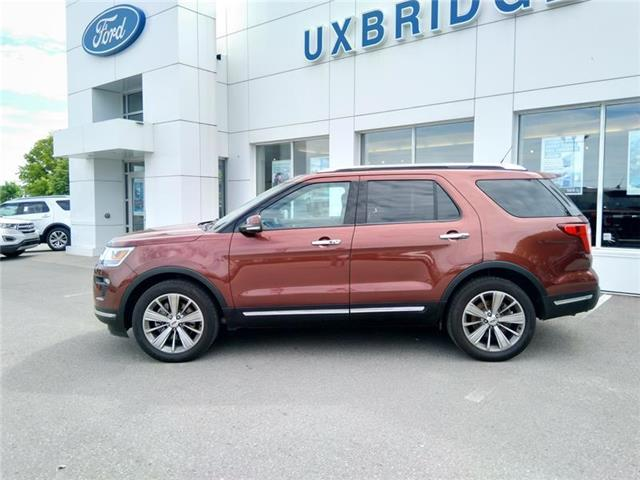 2018 Ford Explorer Limited (Stk: P1316) in Uxbridge - Image 2 of 15