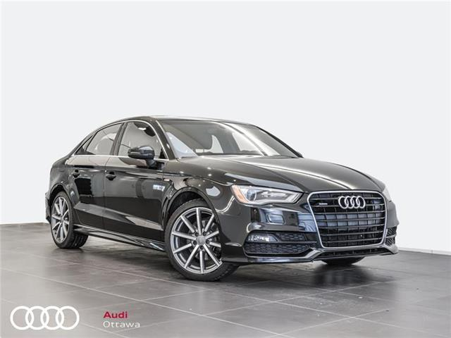 2015 Audi A3 2.0T Progressiv (Stk: PA562) in Ottawa - Image 1 of 16