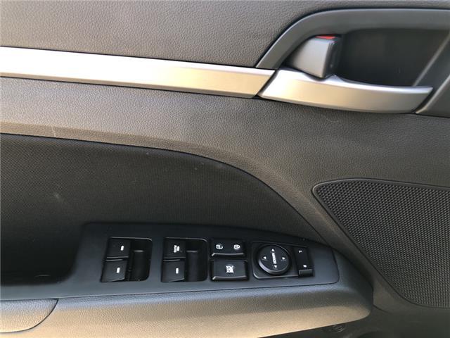 2018 Hyundai Elantra GL (Stk: -) in Kemptville - Image 8 of 27
