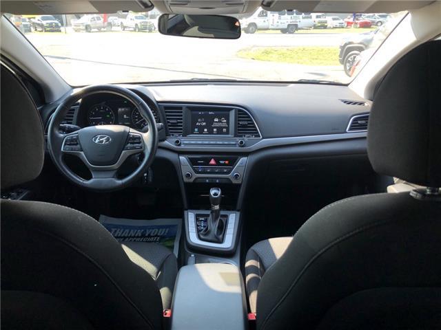 2018 Hyundai Elantra GL (Stk: -) in Kemptville - Image 10 of 27