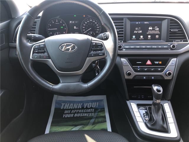 2018 Hyundai Elantra GL (Stk: -) in Kemptville - Image 11 of 27