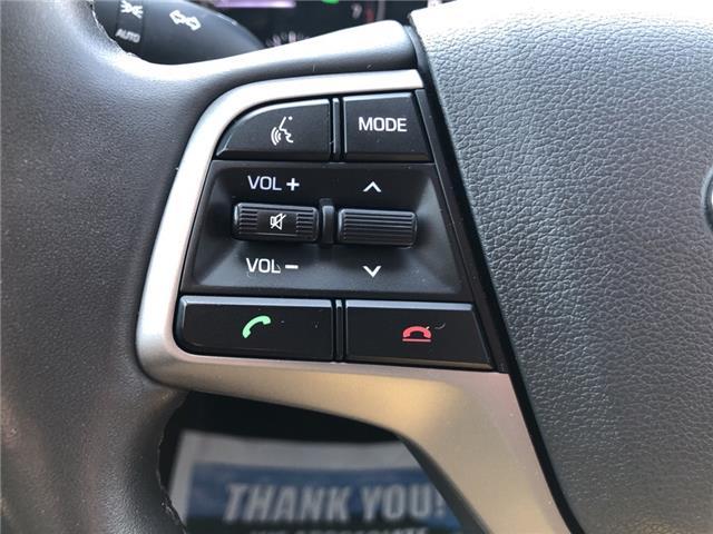 2018 Hyundai Elantra GL (Stk: -) in Kemptville - Image 15 of 27