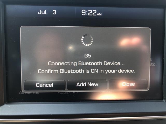 2018 Hyundai Elantra GL (Stk: -) in Kemptville - Image 19 of 27