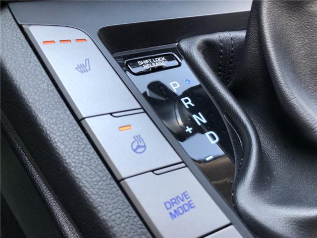 2018 Hyundai Elantra GL (Stk: -) in Kemptville - Image 20 of 27