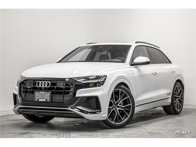 2019 Audi Q8 55 Technik (Stk: T15805) in Woodbridge - Image 1 of 19