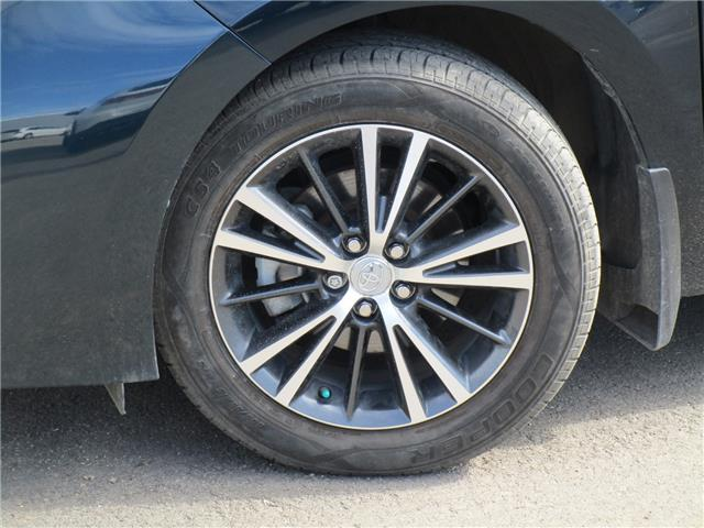 2017 Toyota Corolla LE (Stk: 2080111 ) in Moose Jaw - Image 12 of 30