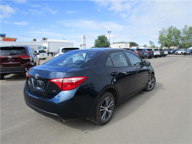 2017 Toyota Corolla LE (Stk: 2080111 ) in Moose Jaw - Image 8 of 30