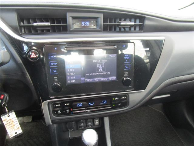 2017 Toyota Corolla LE (Stk: 2080111 ) in Moose Jaw - Image 22 of 30