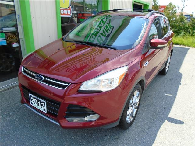 2013 Ford Escape SEL (Stk: ) in Sudbury - Image 2 of 6