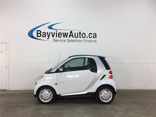 2015 Smart Fortwo Pure (Stk: 35195W) in Belleville - Image 1 of 25