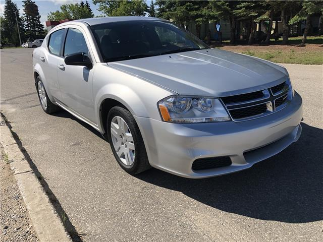 2012 Dodge Avenger Base (Stk: U19-22B) in Nipawin - Image 1 of 19