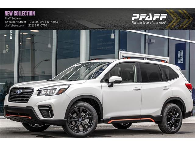 2019 Subaru Forester 2.5i Sport (Stk: S00255) in Guelph - Image 1 of 22