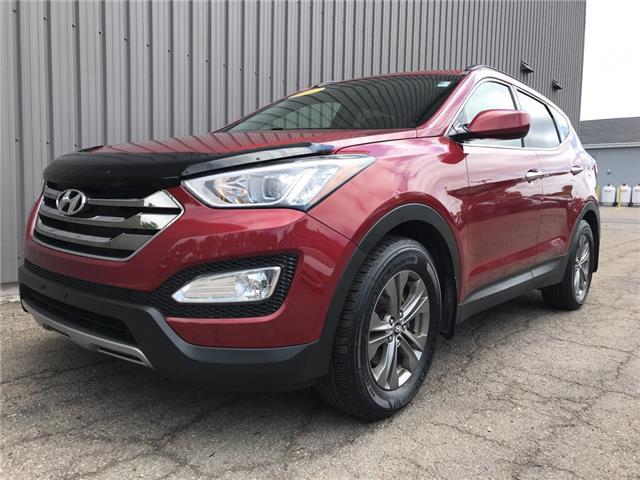2013 Hyundai Santa Fe Sport 2.4 Premium (Stk: U3461) in Charlottetown - Image 1 of 19