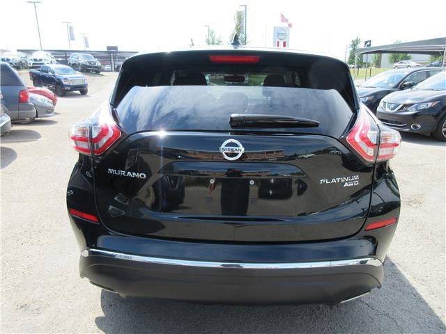 2018 Nissan Murano Platinum (Stk: 185) in Okotoks - Image 24 of 28