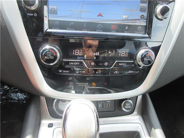 2018 Nissan Murano Platinum (Stk: 185) in Okotoks - Image 6 of 28