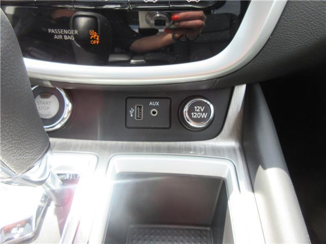 2018 Nissan Murano Platinum (Stk: 185) in Okotoks - Image 10 of 28