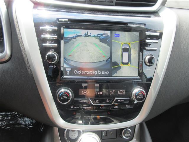 2018 Nissan Murano Platinum (Stk: 185) in Okotoks - Image 7 of 28