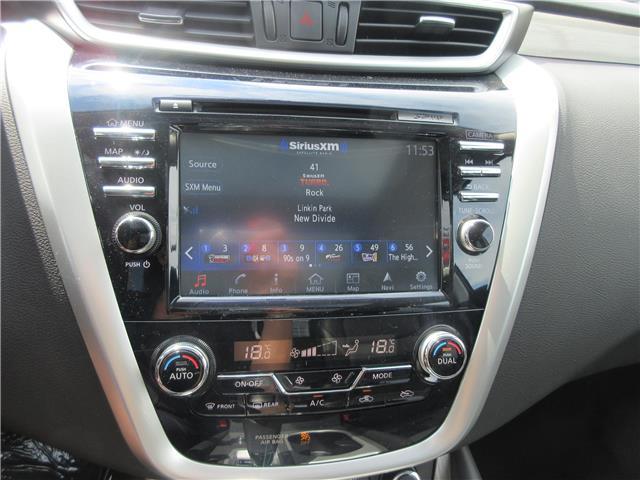 2018 Nissan Murano Platinum (Stk: 185) in Okotoks - Image 8 of 28