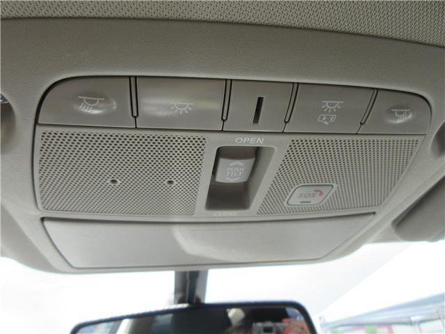 2018 Nissan Murano Platinum (Stk: 185) in Okotoks - Image 17 of 28