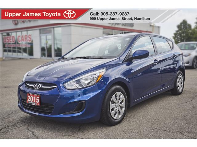 2015 Hyundai Accent  (Stk: 80710) in Hamilton - Image 1 of 19